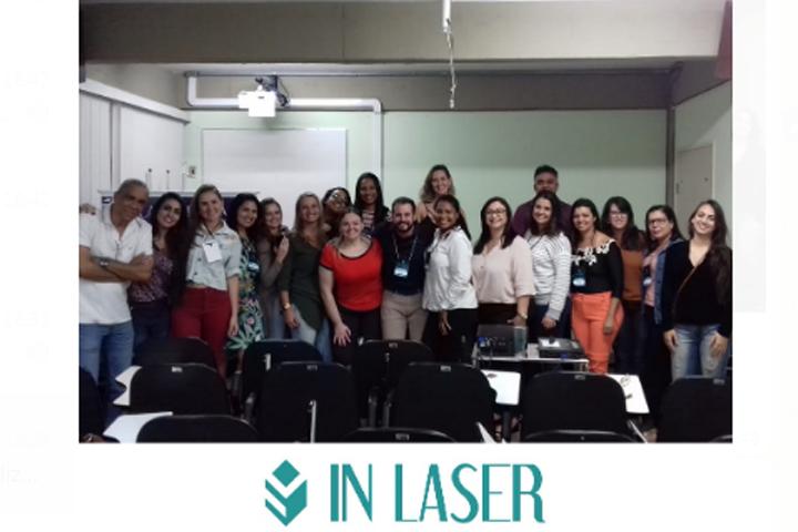 Laserterpia para Tratamento de Feridas   Vitória – ES   Julho de 2019