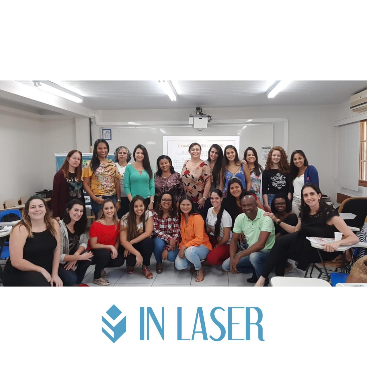 3º Módulo: Pós Graduação em Dermatoterapia para Enfermeiros (UNIG)/ Vitórias – ES