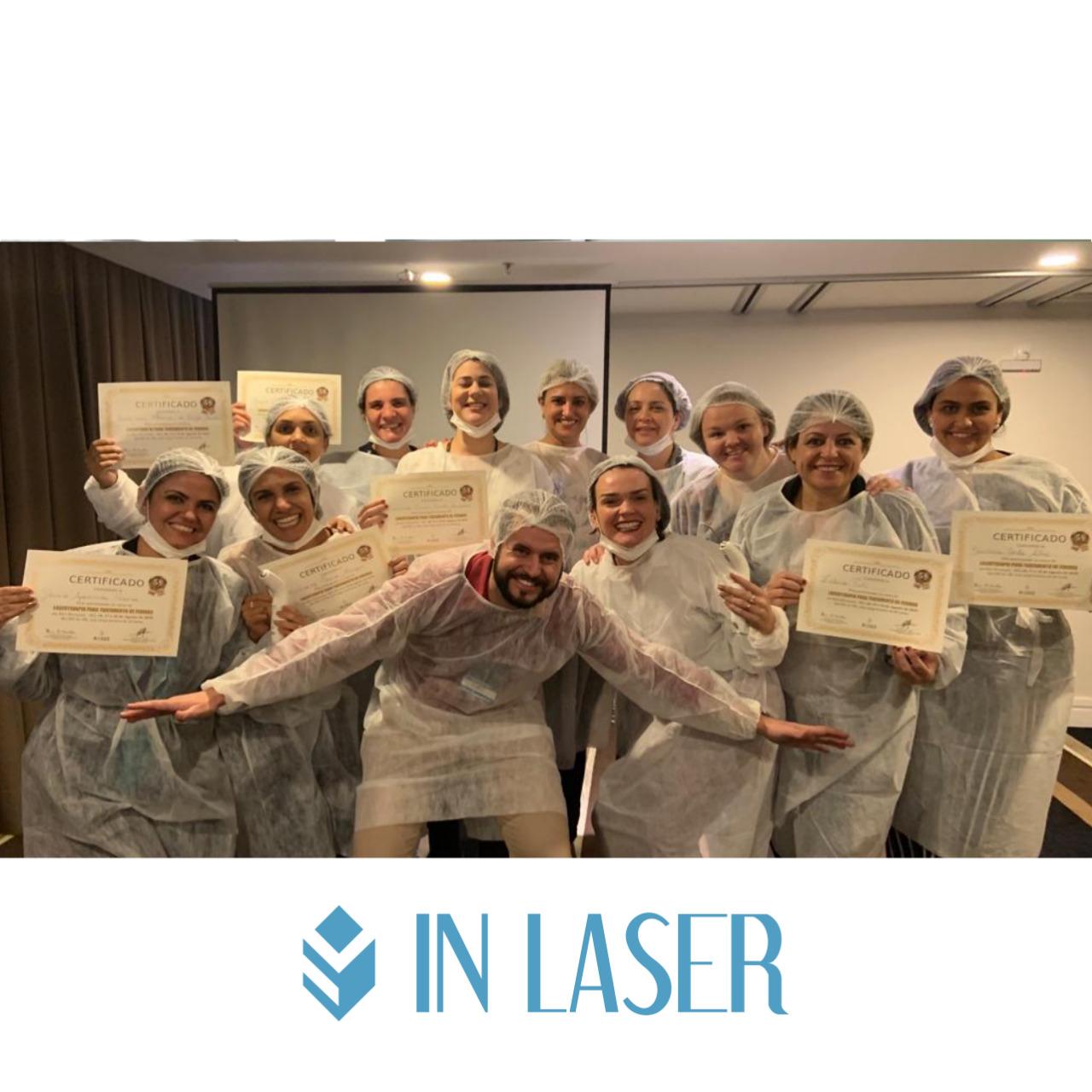Laserterpia para Tratamento de Feridas   Belo Horizonte – MG   Agosto de 2019