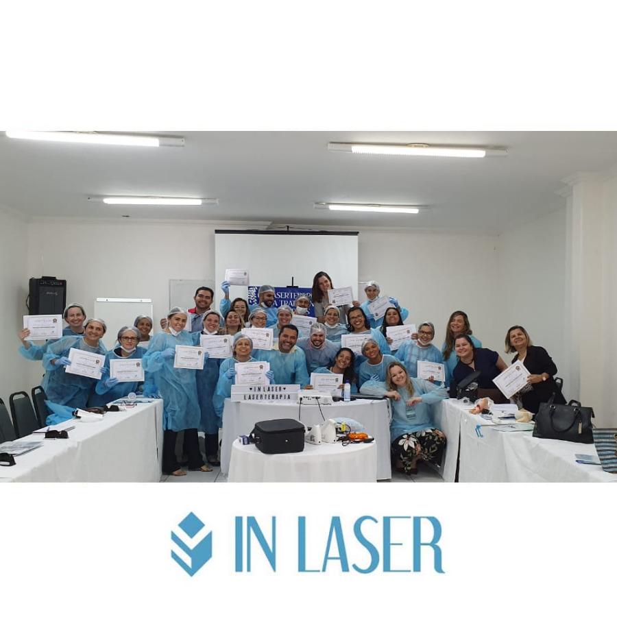 Laserterapia para Tratamento de Feridas   Fortaleza – CE   Setembro de 2019