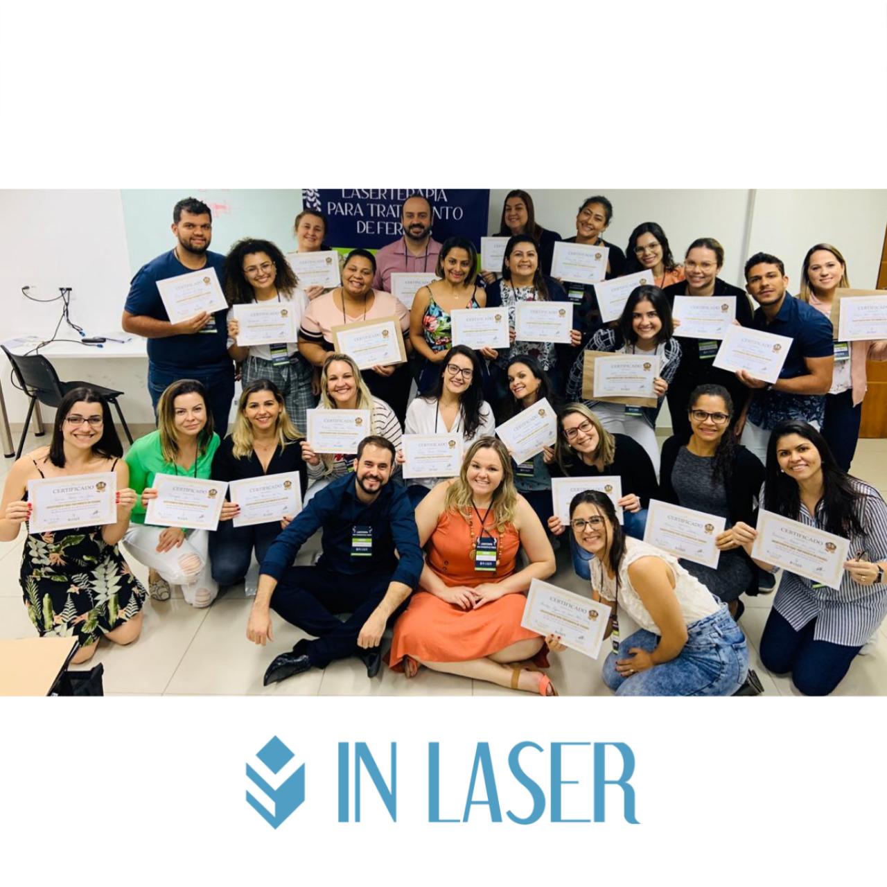 Laserterapia para Tratamento de Feridas   São Paulo – SP   Outubro de 2019