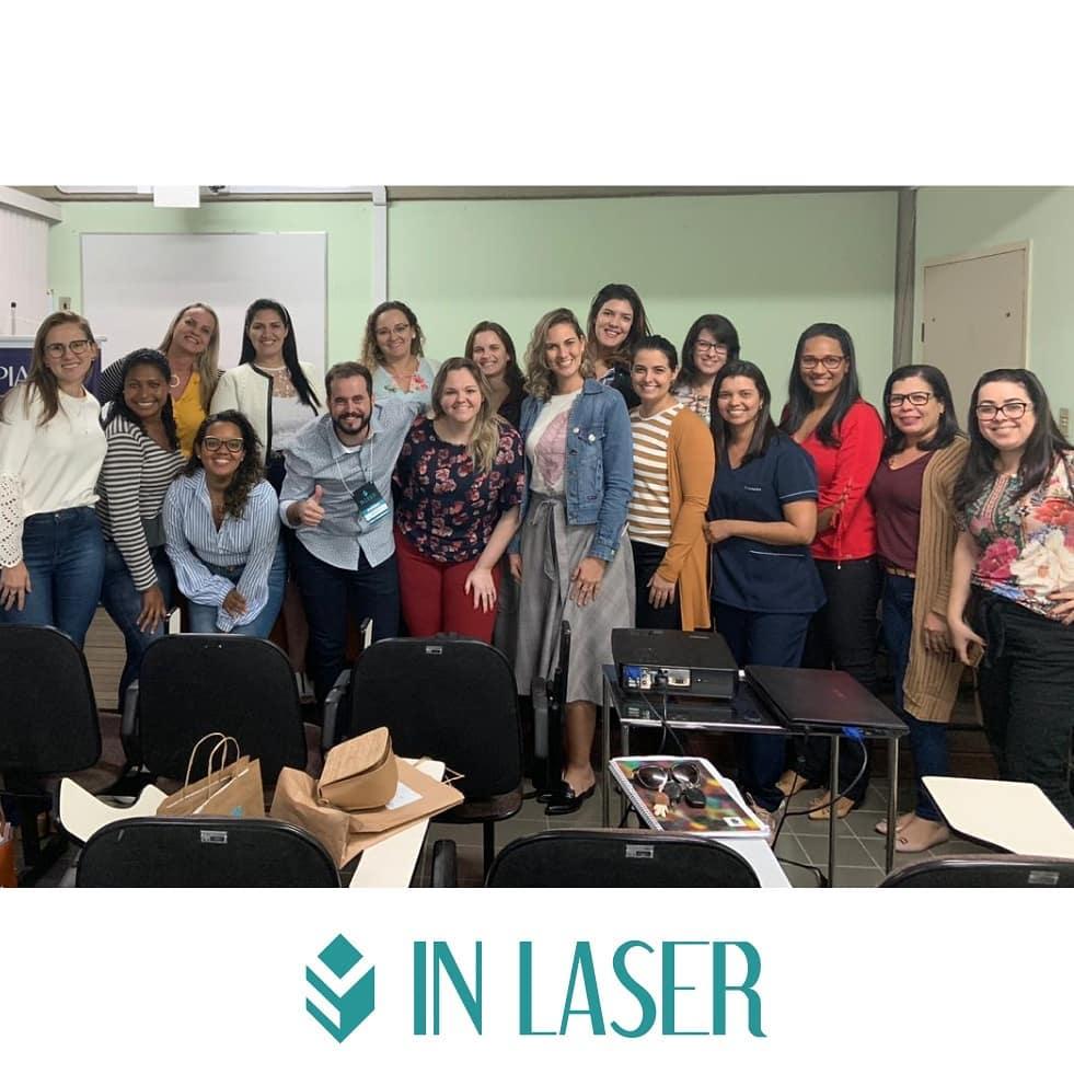 Laserterapia para Tratamento de Feridas   Vitória – ES   Julho de 2019