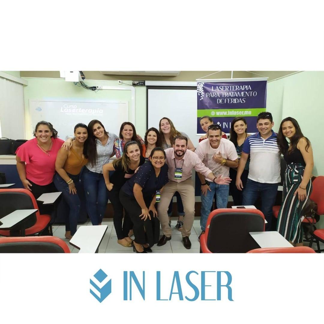Laserterapia para Tratamento de Feridas   Vitória – ES   Outubro de 2019